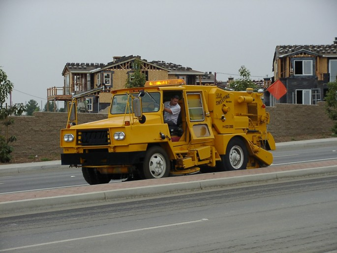 New Construction Sweeping in Southern California, Orange County